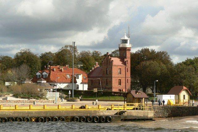 Zdjęcia: Ustka, Pomorze Środkowe, Port, POLSKA