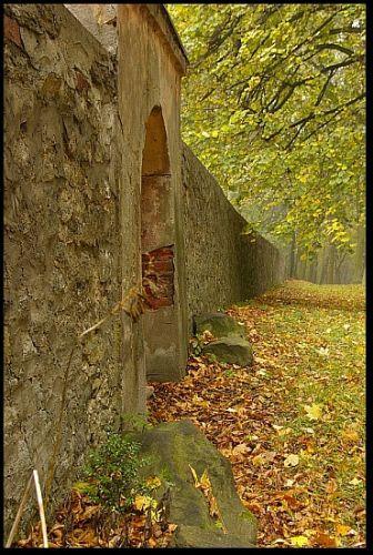 Zdjęcia: Góra Św.Anny, woj.Opolskie, moja jesień, POLSKA