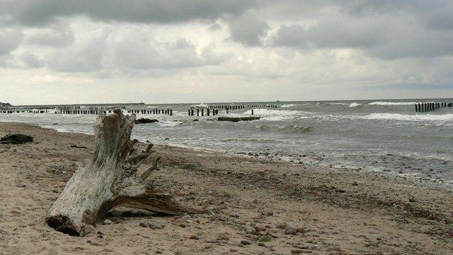 Zdjęcia: Ustka, Pomorze Środkowe, plaża, POLSKA