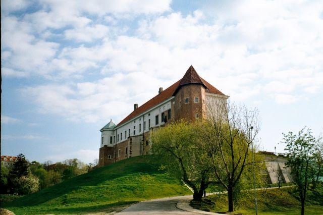 Zdjęcia: SANDOMIERZ, ZAMEK - STAN OBECNY, POLSKA