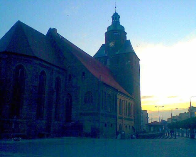 Zdjęcia: GORZÓW WLKP., POLSKA, Katedra Gorzów Wlkp., POLSKA
