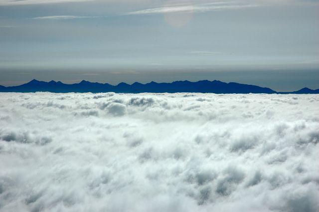 Zdjęcia: Babia Góra, Beskid Śląski, widok z Babiej Góry, POLSKA