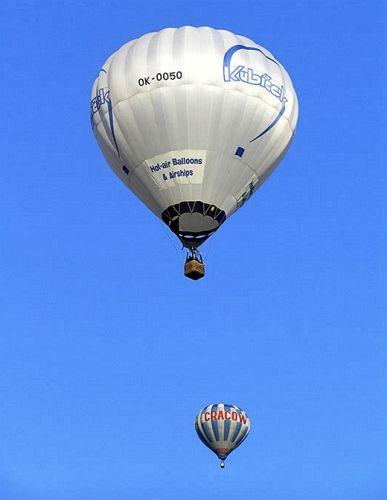 Zdjęcia: okolice Włocławka, kujawy, loty balonem, POLSKA