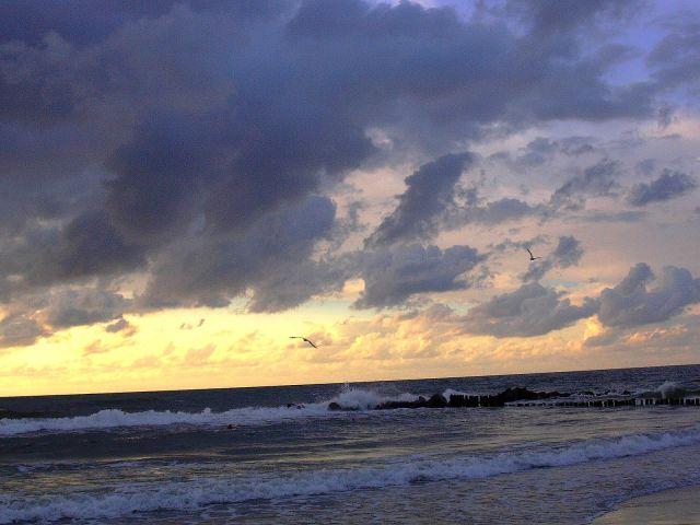 Zdjęcia: Darłowo, Pomorze, Morze, POLSKA