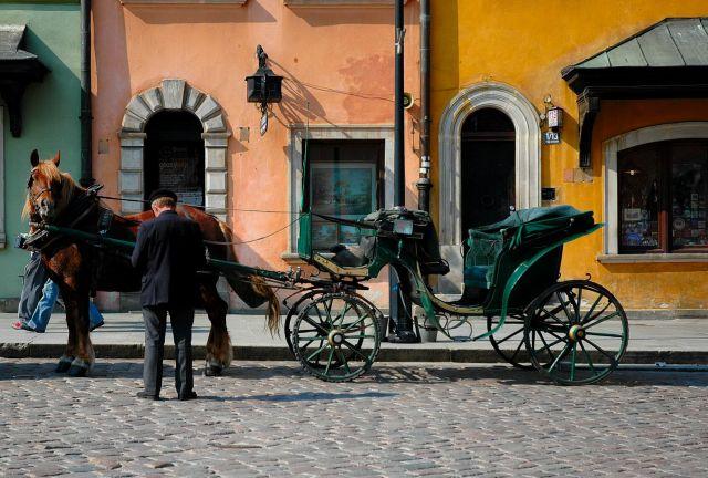 Zdjęcia: Warszawa, Warszawa, na Starówce, POLSKA