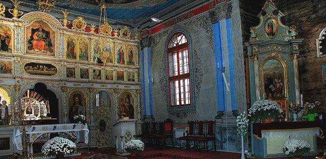 Zdjęcia: Kościółek w Muszynie Złockiem, Muszyna, //, POLSKA