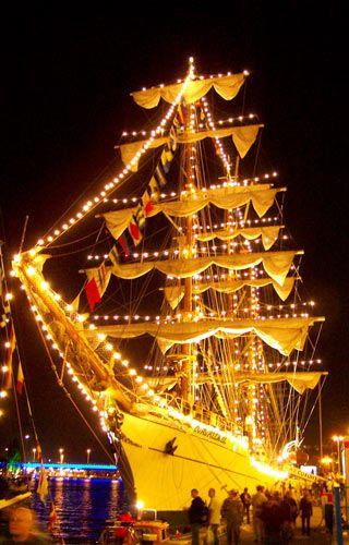 Zdjęcia: Szczecin, Pomorze Zachodnie, The Tall Ships' Races 3, POLSKA