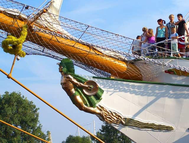 Zdjęcia: Szczecin, Pomorze Zachodnie, The Tall Ships' Races 2, POLSKA