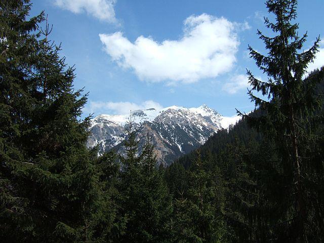 Zdjęcia: Tatry, tatry, widok na góry, POLSKA