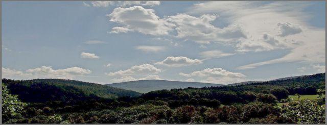 Zdjęcia: Pokrzywna panorama gór, śląsk opolski, panorama, POLSKA