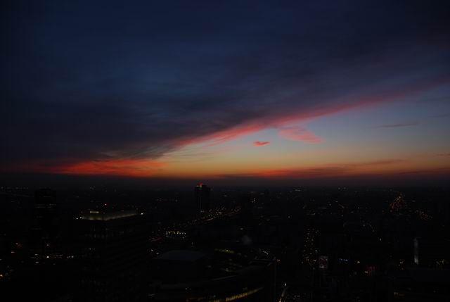 Zdjęcia: WARSZAWA - PKiN, warsaw_evening_twilight, POLSKA