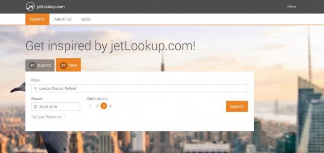Zdjęcia: ---, ---, jetLookup.com - artykuł, POLSKA