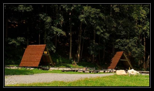 Zdjęcia: Pokrzywna, Góry Opawskie, zacisze, POLSKA