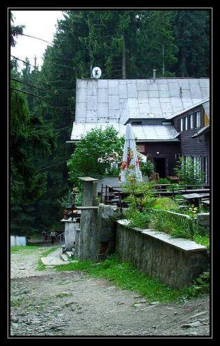 Zdjęcia: Pokrzywna, Góry Opawskie, schronisko, POLSKA