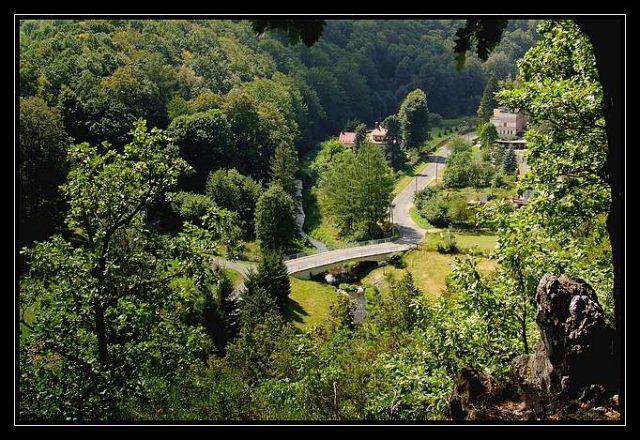 Zdjęcia: Pokrzywna, Góry Opawskie, widoczek 2, POLSKA