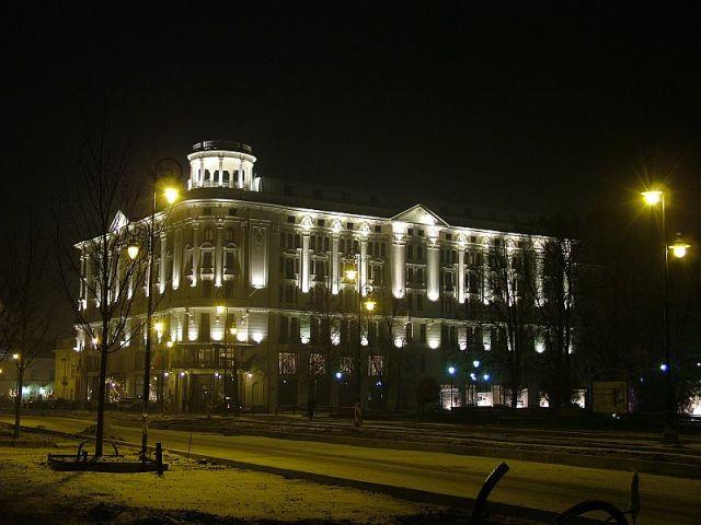 Zdjęcia: Warszawa, Hotel Bristol, POLSKA
