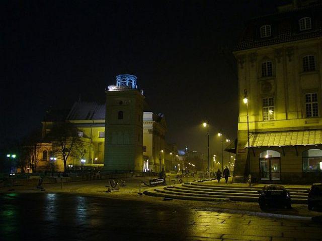 Zdjęcia: Warszawa, Kosciol sw. Anny, POLSKA