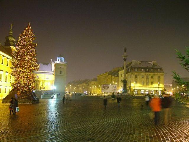 Zdjęcia: Warszawa, Plac Zamkowy, POLSKA