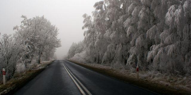 Zdjęcia: gdzieś w okolicach Jastrowia.., droga, POLSKA