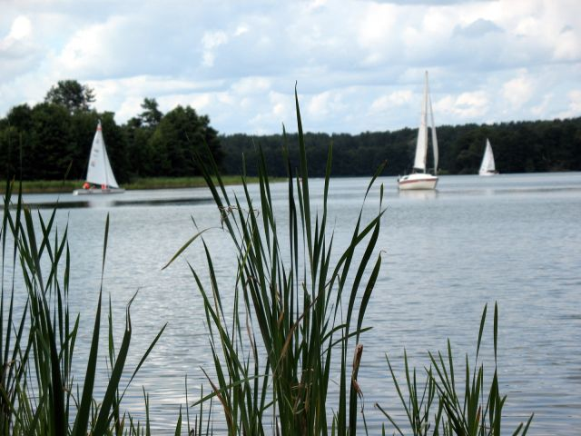 Zdjęcia: Jezioro Ukiel, Olsztyn, Olsztyn, POLSKA