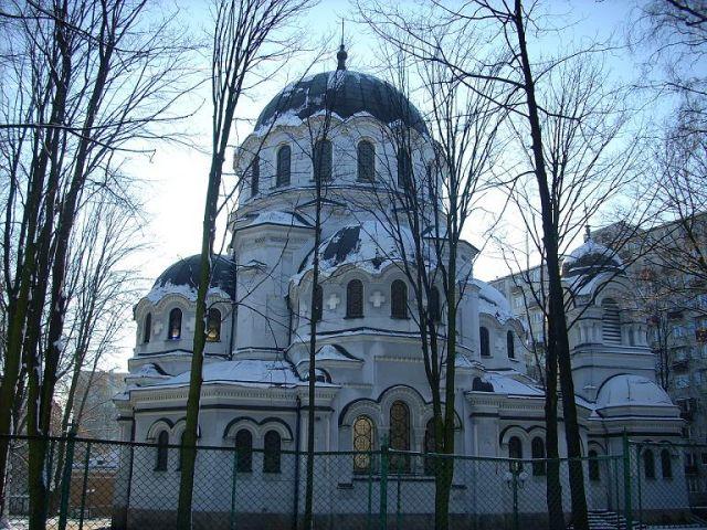 Zdjęcia: Kielce, Województwo świętokrzyskie, Kościół garnizonowy, POLSKA