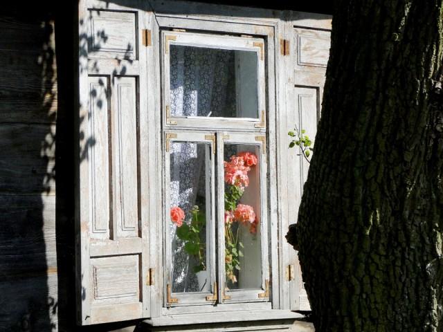 Zdjęcia:  , Podlasie, Okienko., POLSKA
