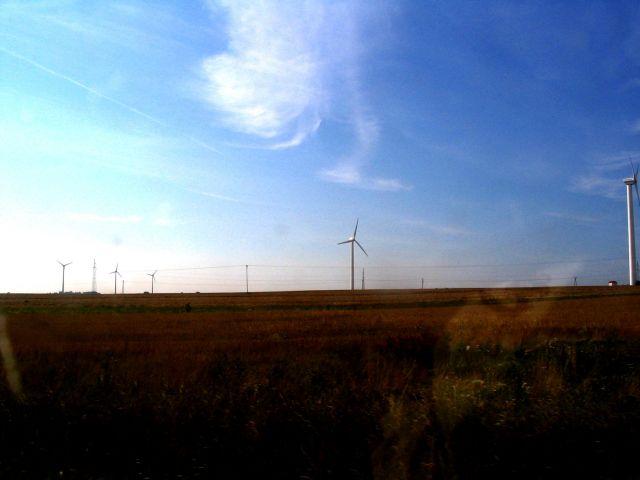 Zdjęcia: wiatraki, POLSKA