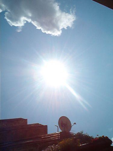 Zdjęcia: słońce, POLSKA