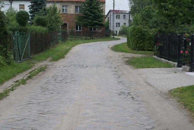 Zdjęcia: Parchów, polskie drogi, POLSKA