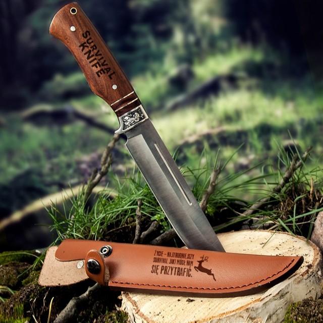 Zdjęcia: ---, ---, Prezenty dla podróżnika - nóż, POLSKA
