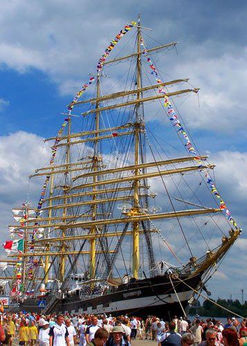 Zdj�cia: Szczecin, Pomorze Zachodnie, The Tall Ships' Races 5, POLSKA