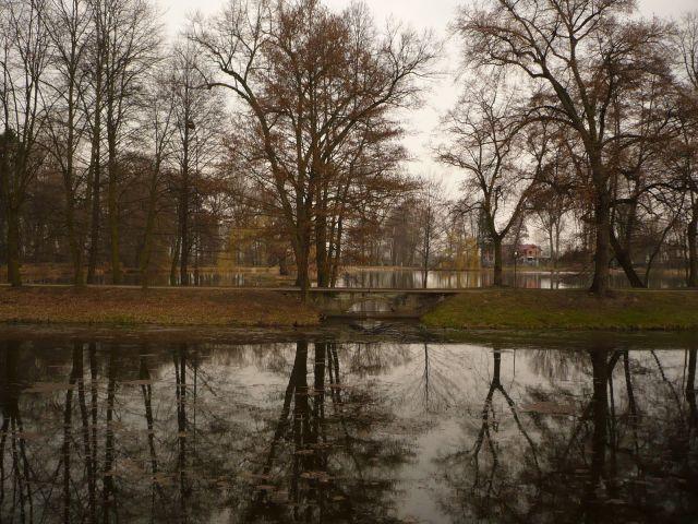 Zdjęcia: Nieborow, Mazowszwe, przedwiosnie w Nieborowie, POLSKA