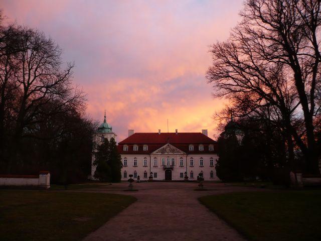 Zdjęcia: Nieborow, mazowsze, Pałac w Nieborowie, POLSKA