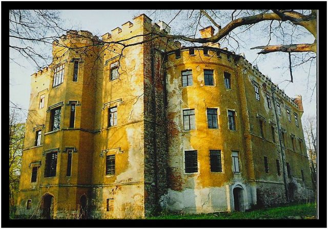 Zdjęcia: Dolny Śląsk, zamczysko, POLSKA