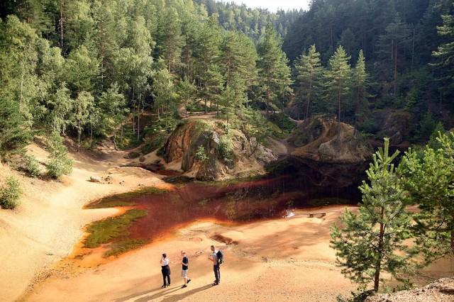 Zdjęcia: Rudawy Janowickie, Rudawy Janowickie, Kolorowe Jeziorka, POLSKA