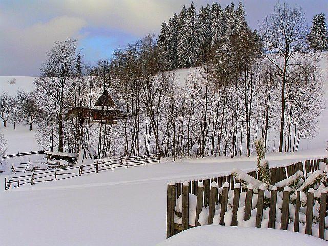 Zdjęcia: Bukowina Tatrzańska, Ukochany Kurucowy Wierch, POLSKA