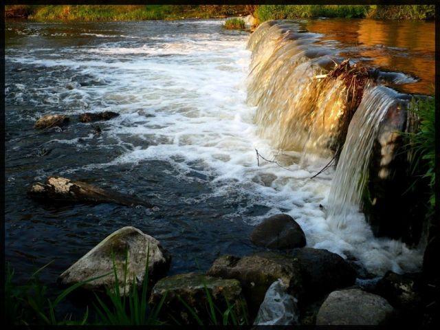 Zdjęcia: mazowsze, Mazowsze, wodo-spadek, POLSKA