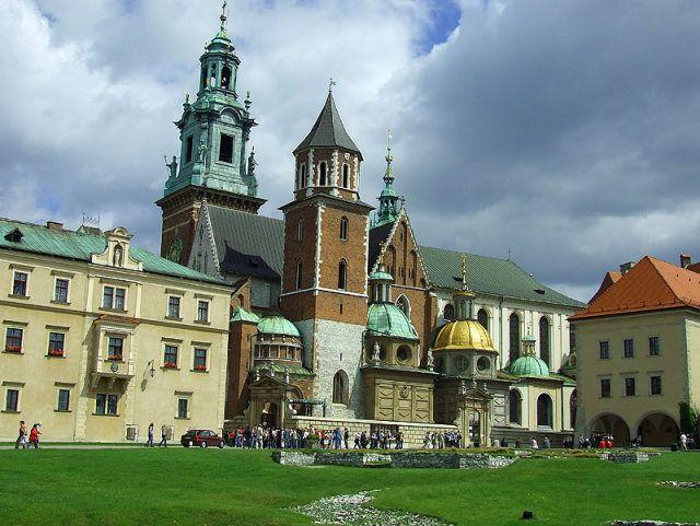Zdjęcia: Kraków, Małopolska, Katedra Wawelska, POLSKA