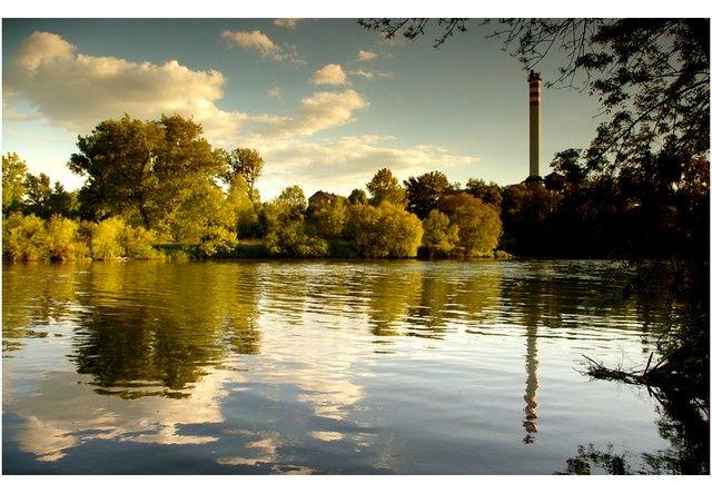 Zdjęcia: gdzieś w drodze,rzeka Odra, woj.Opolskie, rzeka, POLSKA