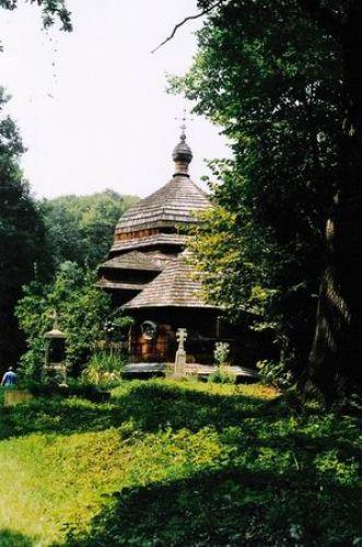 Zdjęcia: Ulucz, Pogórze Przemyskie, Cerkiew, POLSKA