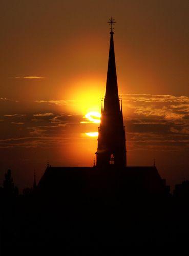 Zdjęcia: gliwice, śląsk, katedra, POLSKA