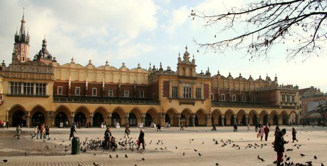 Zdjęcia: krakow, Krakowskie sukiennice, POLSKA
