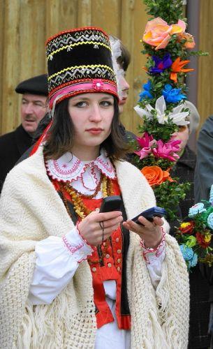 Zdjęcia: Łyse, Kurpie, Kurpsianka, POLSKA