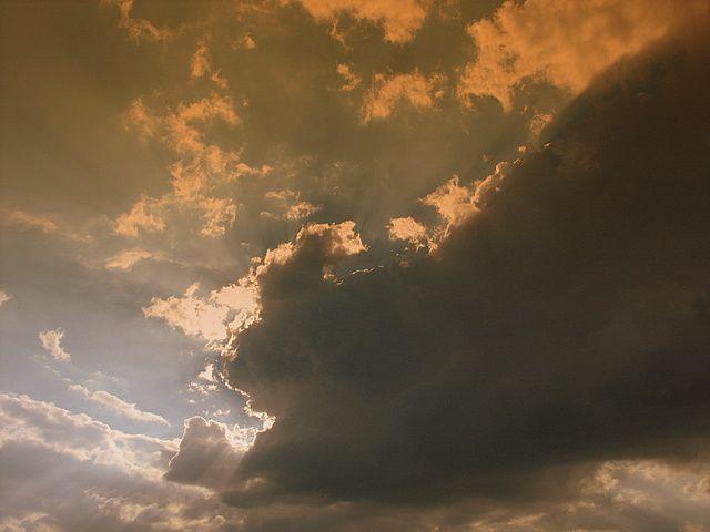 Zdjęcia: Niebo nad Mazowszem, Centralna Polska, Jak smutno, POLSKA