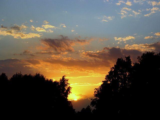 Zdjęcia: Niebo nad Mazowszem, Centralna Polska, Tak lubię najbardziej..., POLSKA