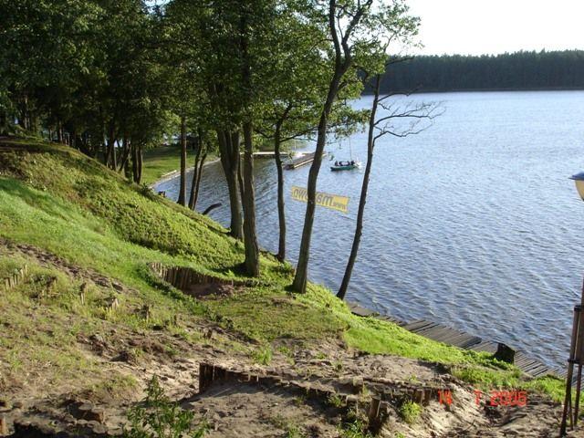 Zdjęcia: Jezioro Jeziorak, Mazury, Przystań, POLSKA