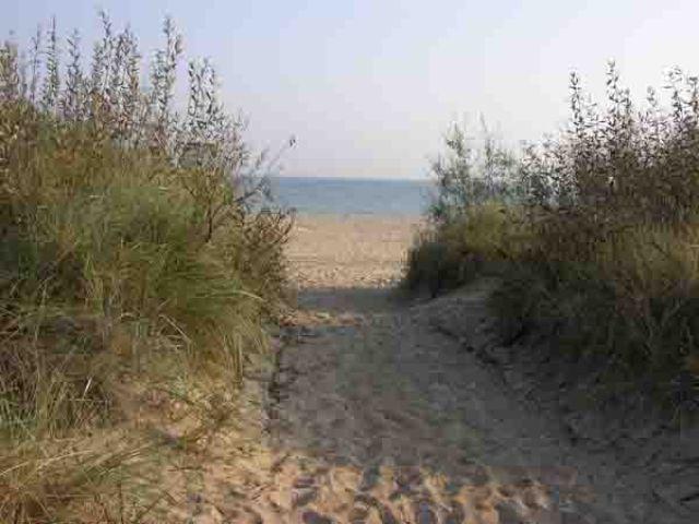 Zdjęcia: Władysławowo, Plaża, POLSKA