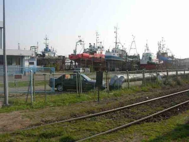 Zdjęcia: Władysławowo, Stocznia, POLSKA