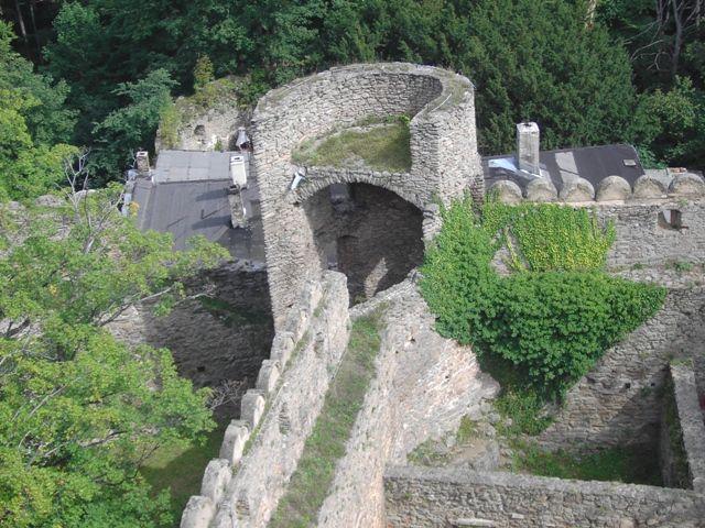 Zdjęcia: Jelenia Góra -Sobieszów, Dolny Śląsk, Zamek Chojnik, POLSKA