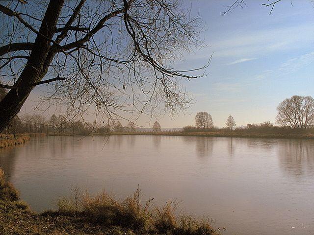 Zdjęcia: Pabianice, centralna Polska, Cieniem malowane, POLSKA